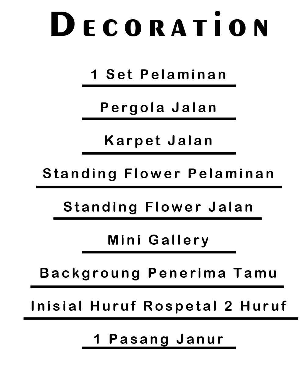dekorasi aster 1